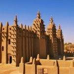 Grand Mosque of Djenne, Mali