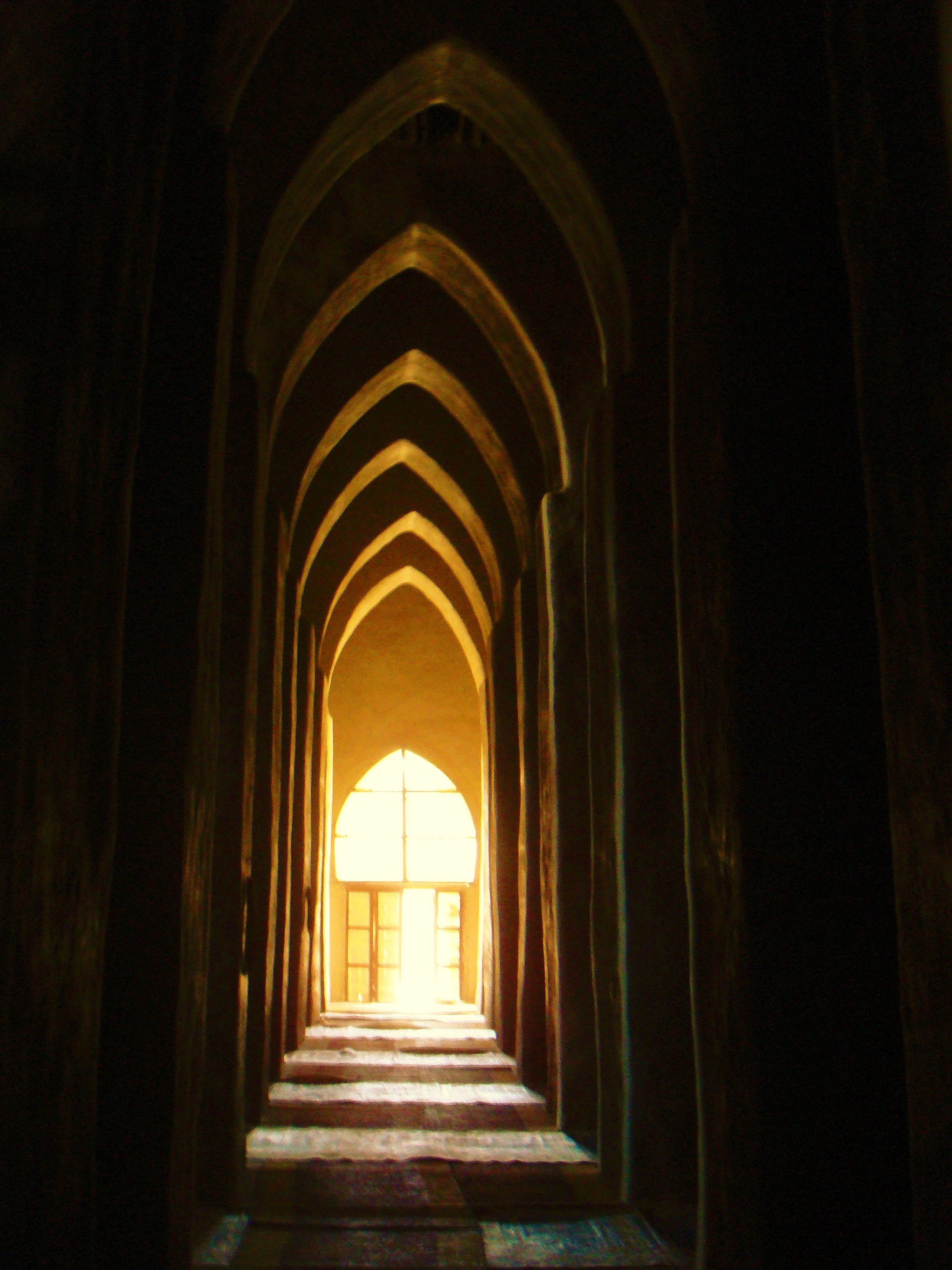 Entrance Djenne Grand Mosque