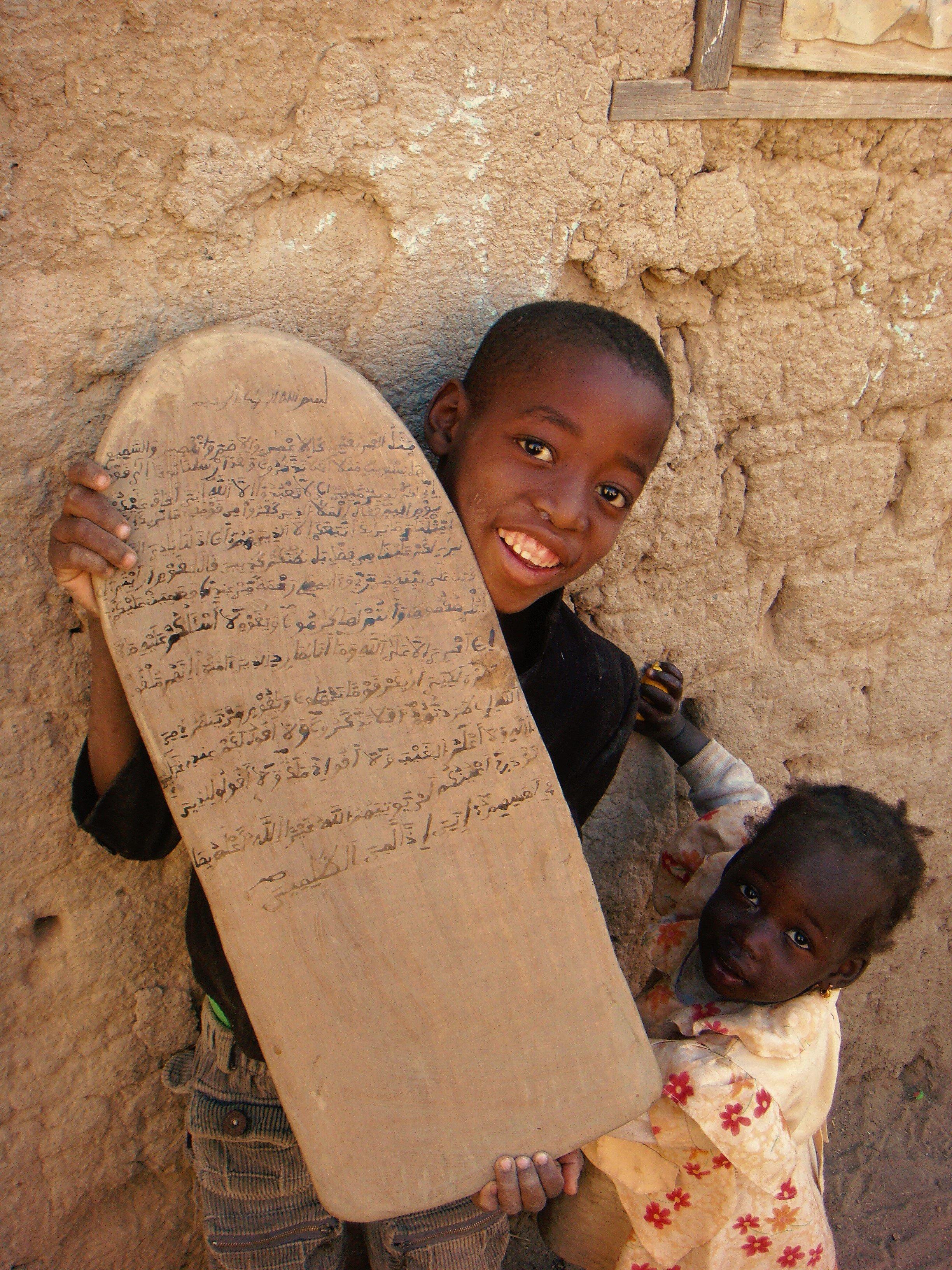 Orphanage Arabic lesson
