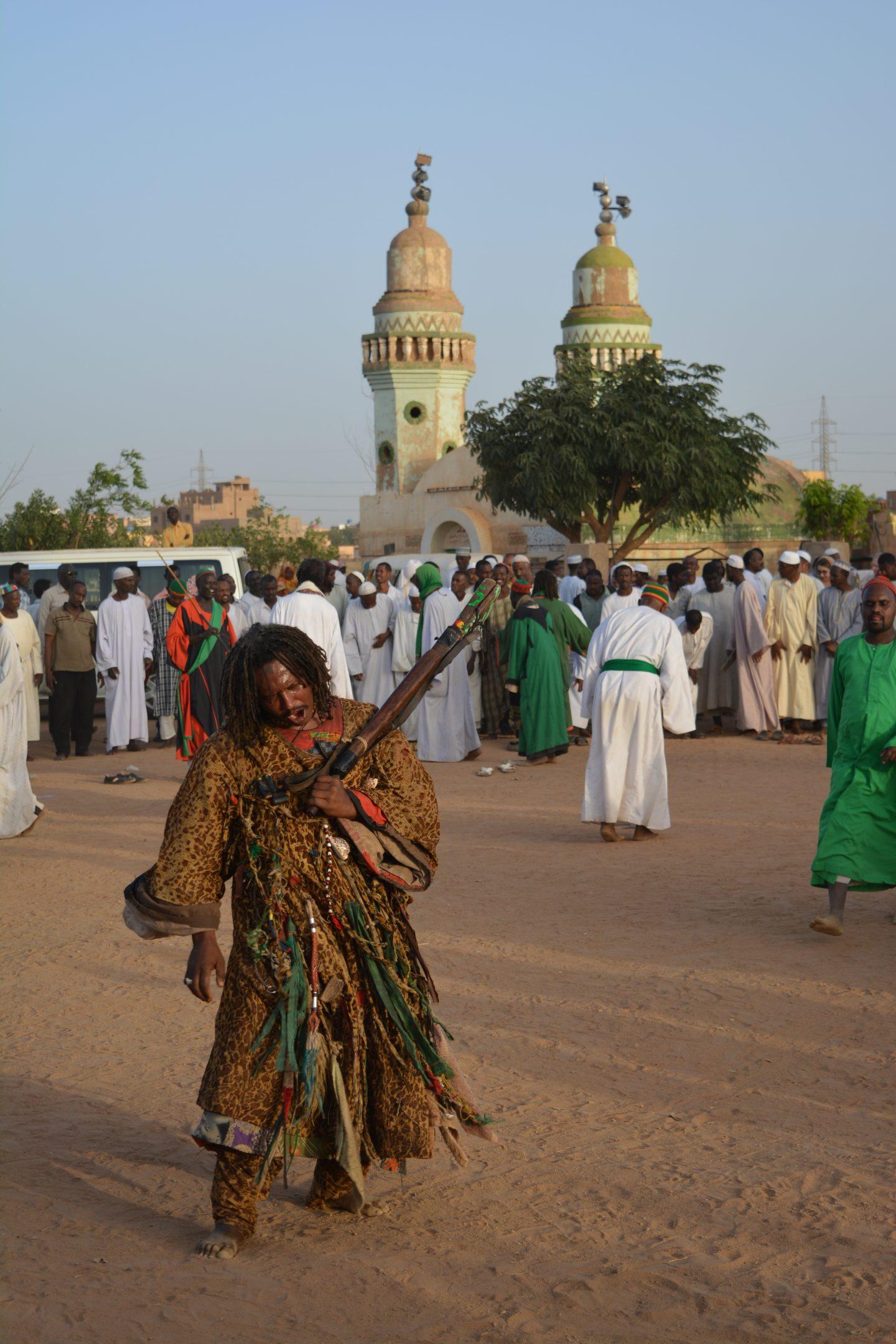 Dhikr, Hamad el-Nil, Khartoum, Sudan