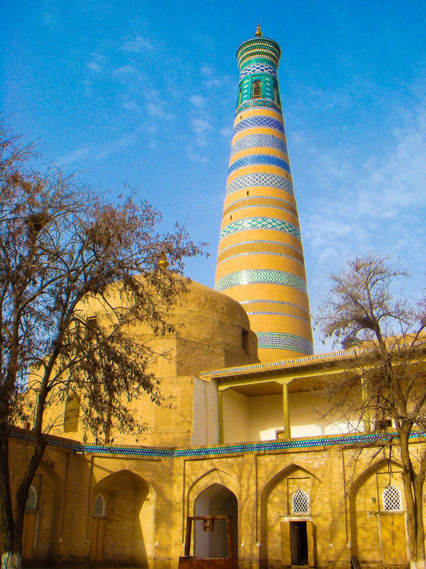 Silk Road: Khiva, Uzbekistan