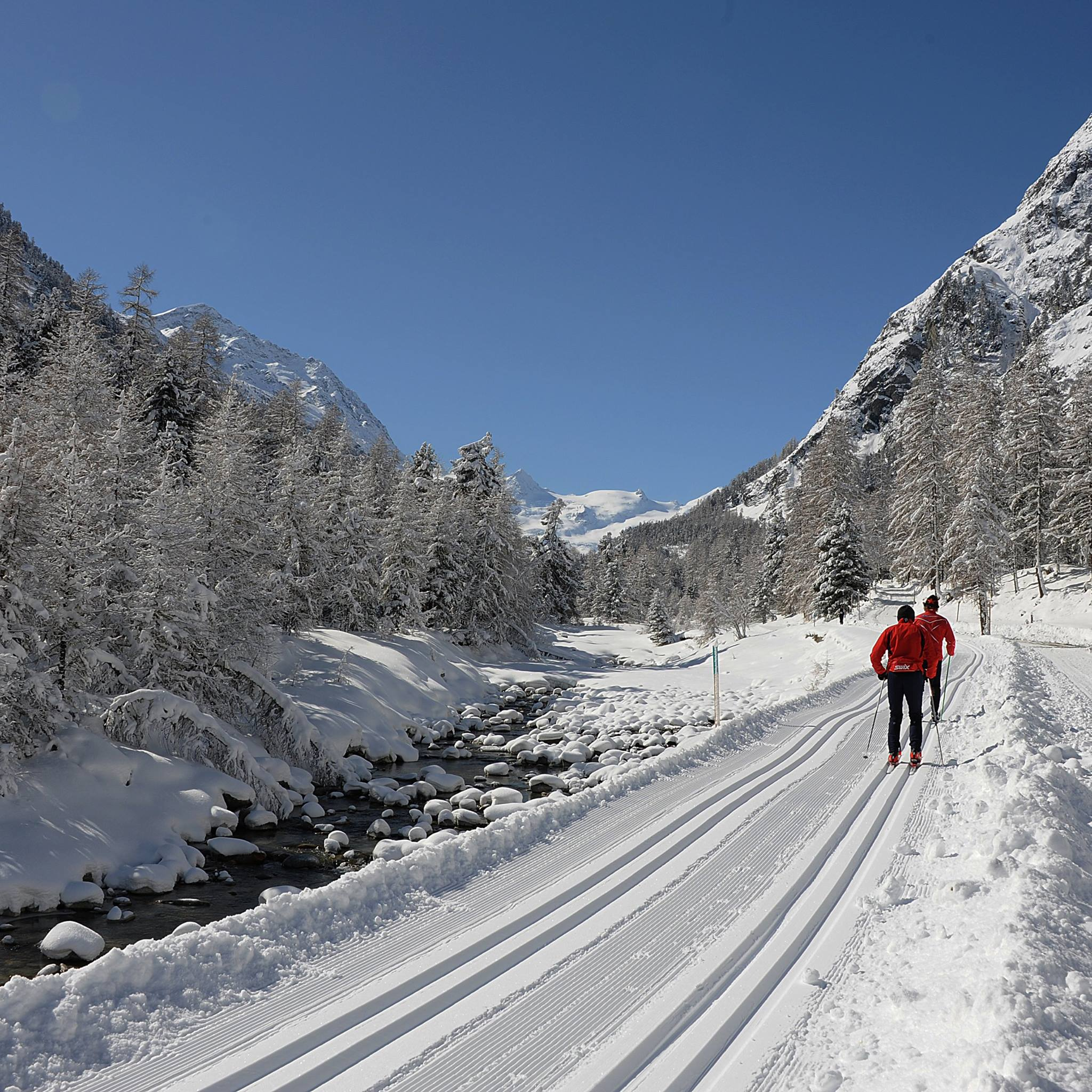 cross country Pontresina