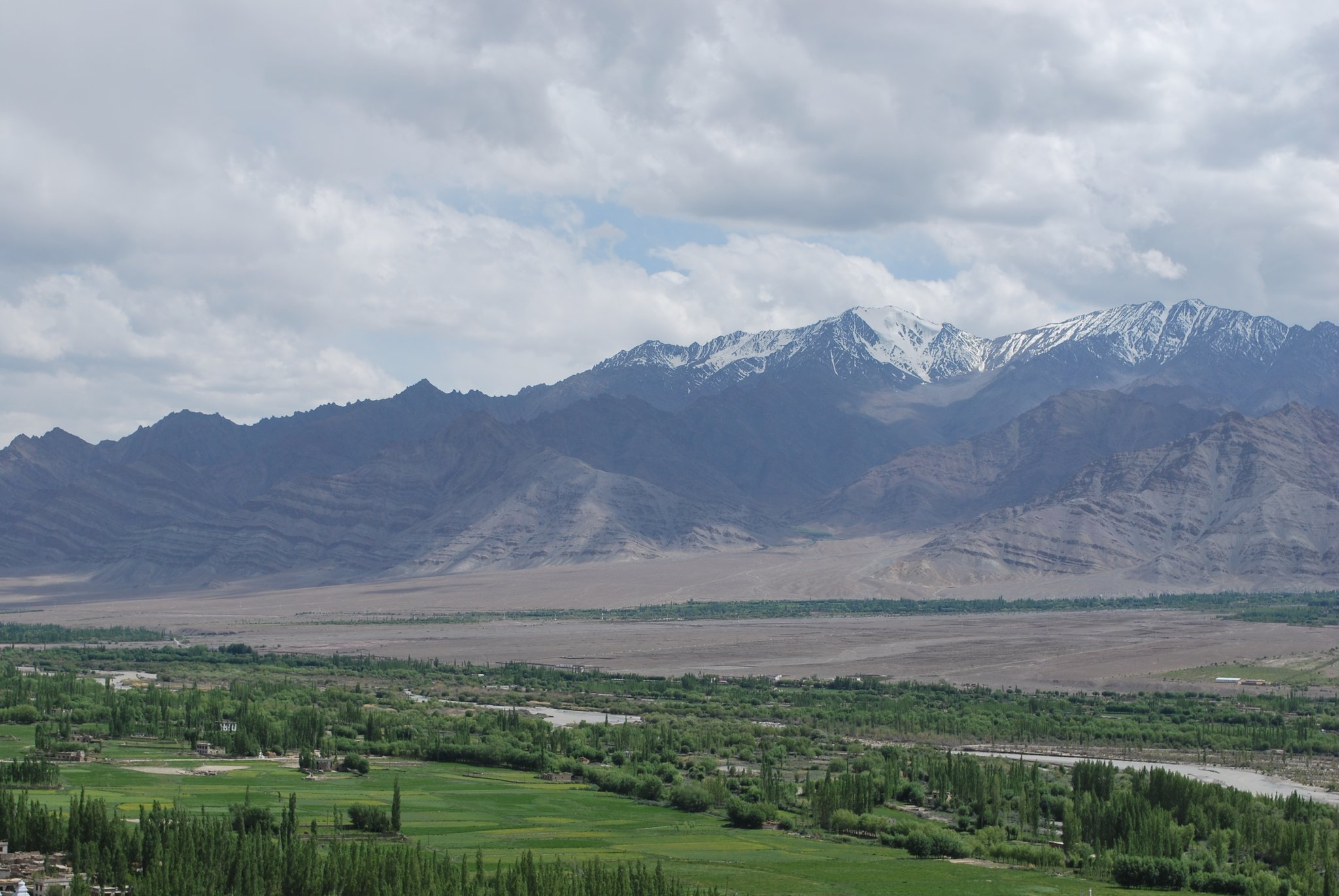 Ladakh Verdant Valley