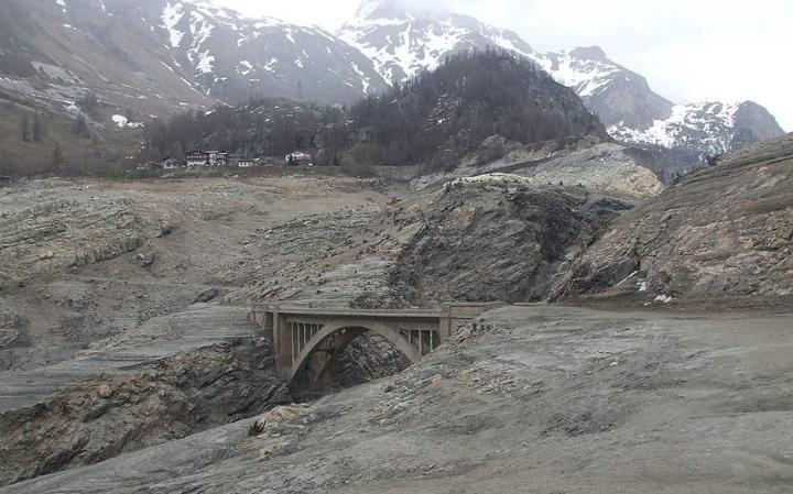 Tignes Bridge