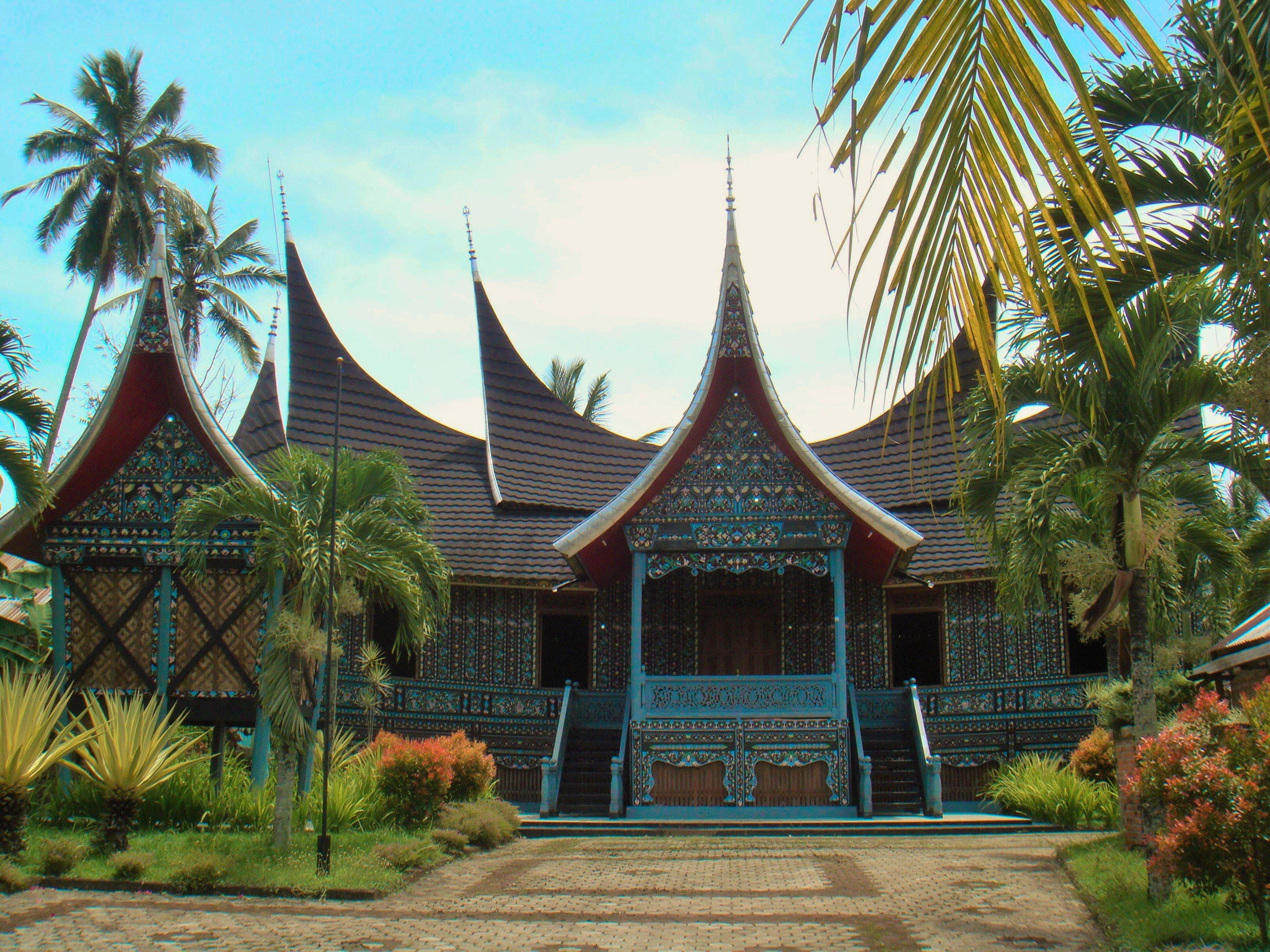 Princes Palace, Minangkabau
