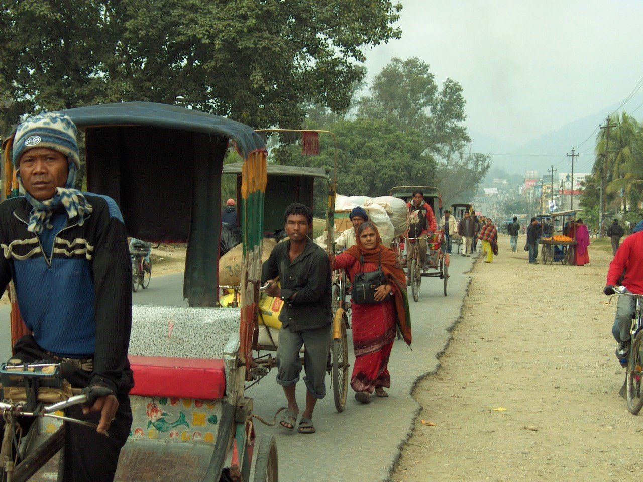 Chitwan no cars
