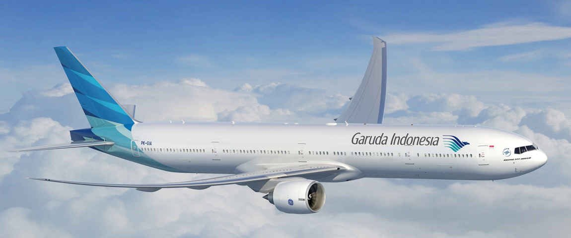 The New Spice Route:  Flight GA 87 Review