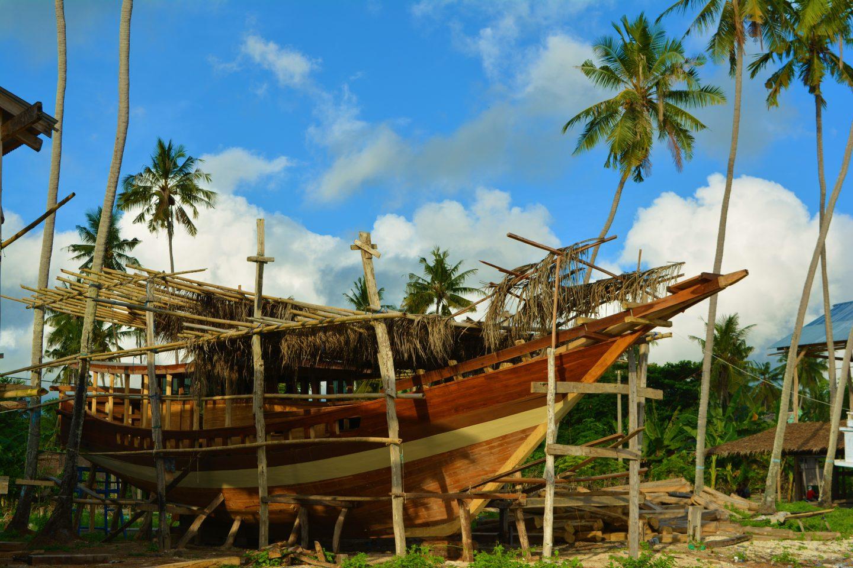 Bugis Ship Builders of Sulawesi