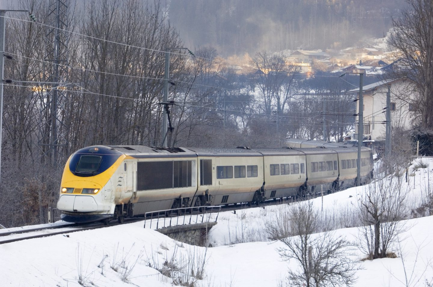 Eurostar Overnight Ski Train – Review