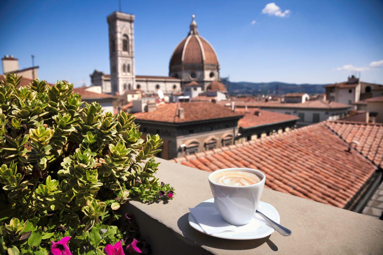 Caffè Gilli and ristorante Cibrèo, Florence