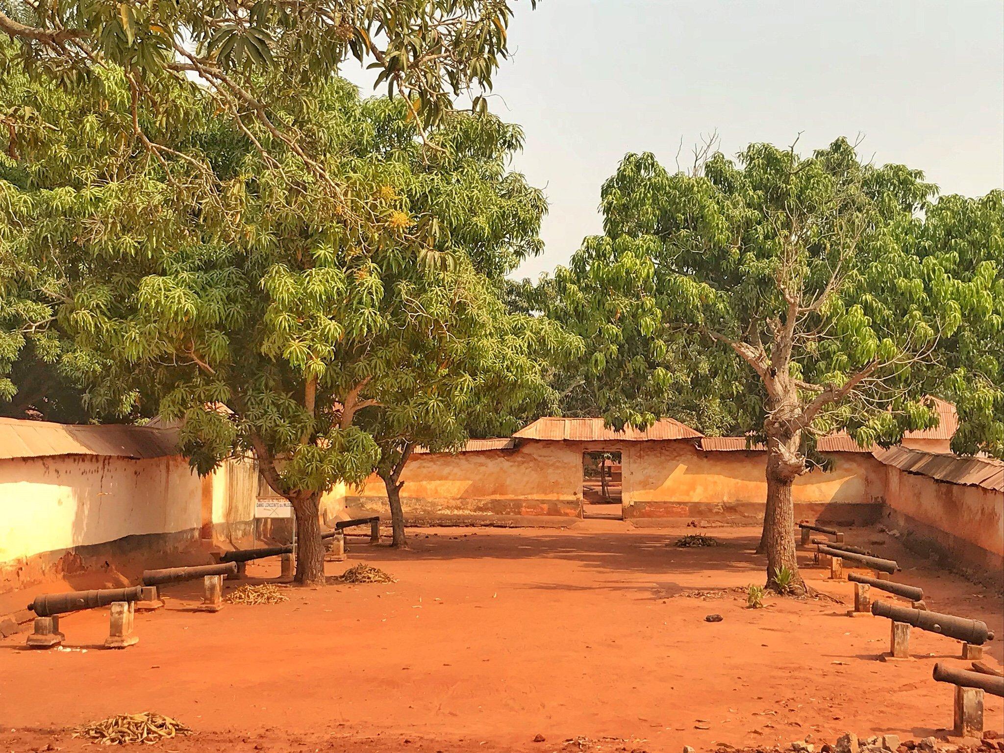 Dahomey Palaces, Abomey, Benin