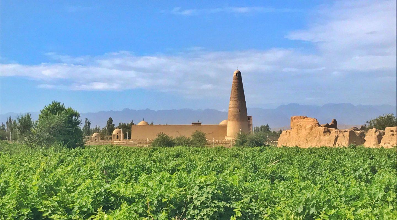 Emin Minaret, Turpan, Xinjiang