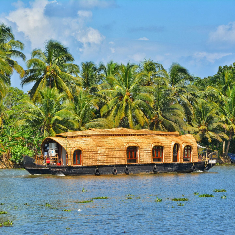 Kerala – Choosing Your Houseboat