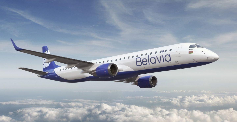 Belavia Flight Review