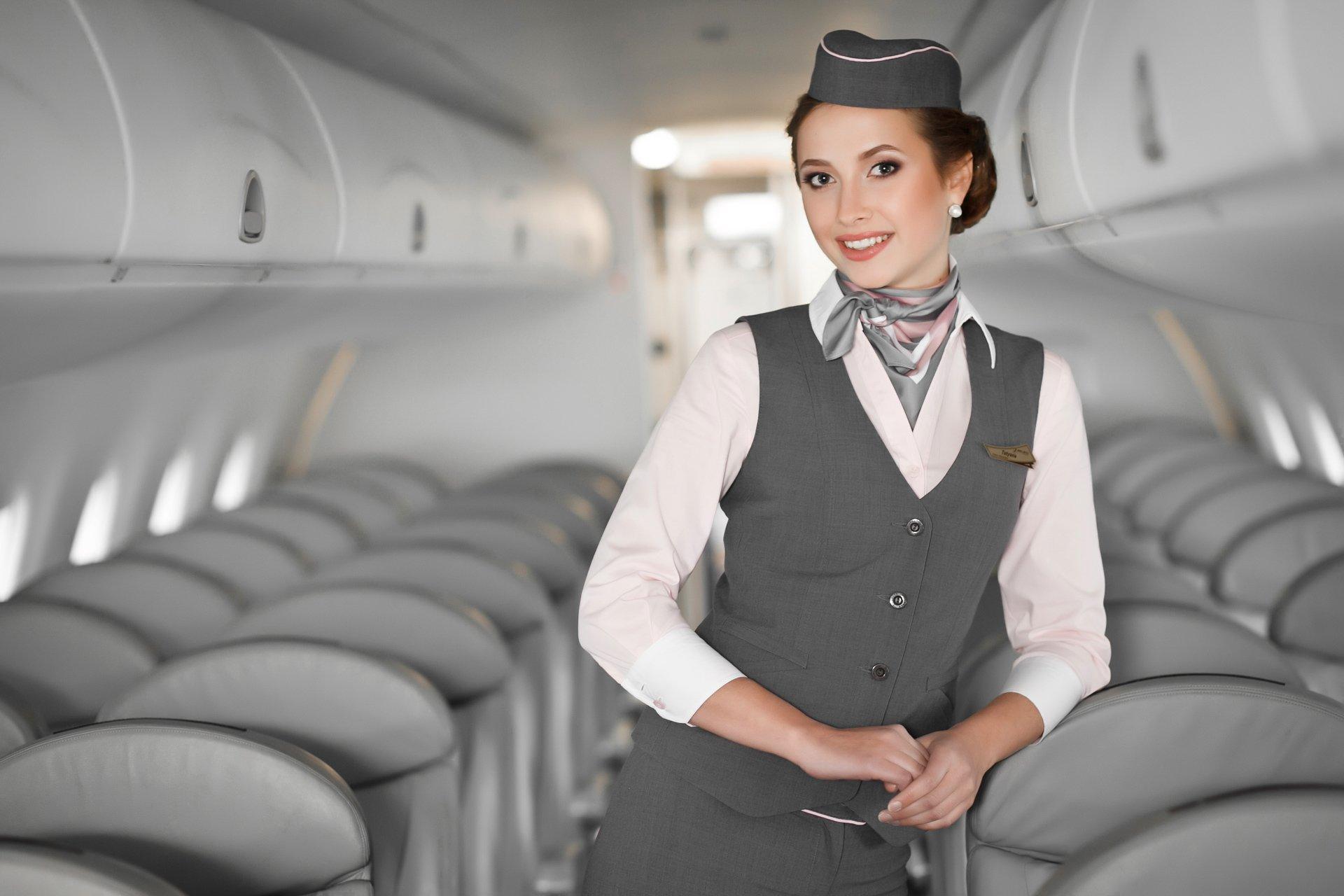 Belavia Flight Review - Crew