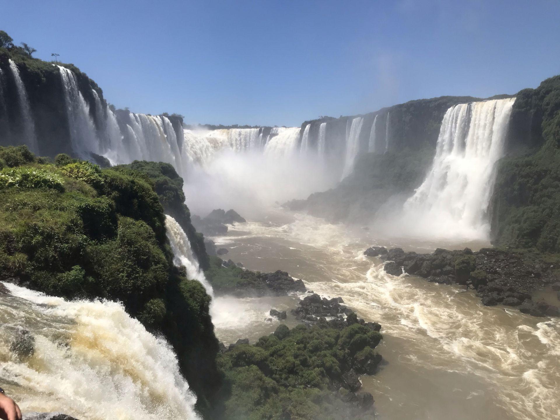 Devils Throat - Iguacu Falls - Brazil - Stu Jarvis